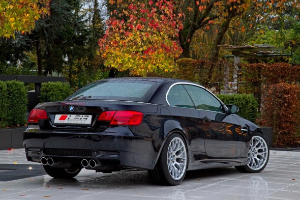 BMW M3 E93 por Leib Engineering