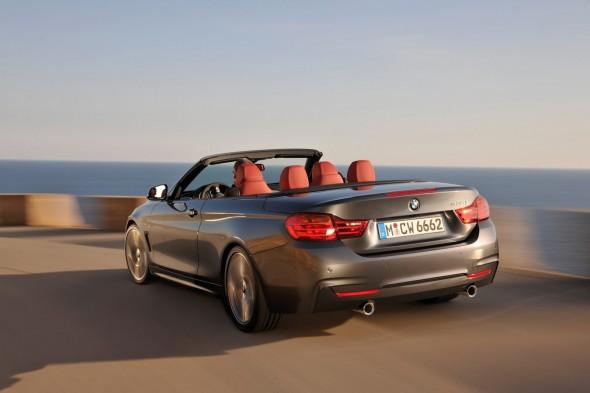 BMW Serie 4 Cabrio, precios para España