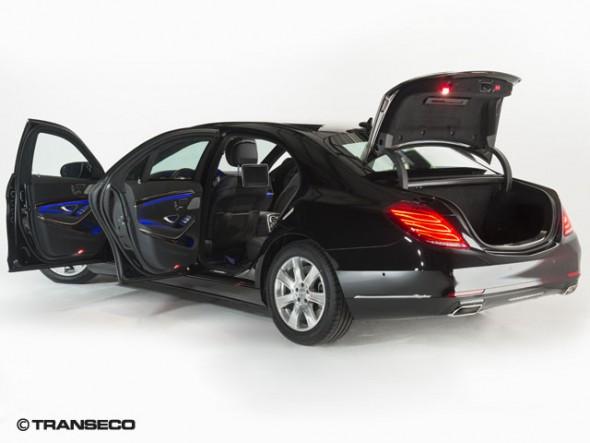 Blinda tu Mercedes Clase S gracias a Transeco 3