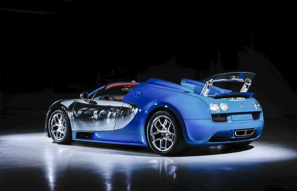 """Bugatti presenta el nuevo Bugatti Legend """"Meo Constantini"""" 3"""