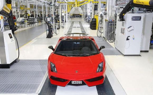 Lamborghini Huracan, ¿el sucesor del Gallardo?