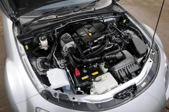 Mazda MX-5 GT270: 270 CV sobrealimentados para el roadster nipón 1