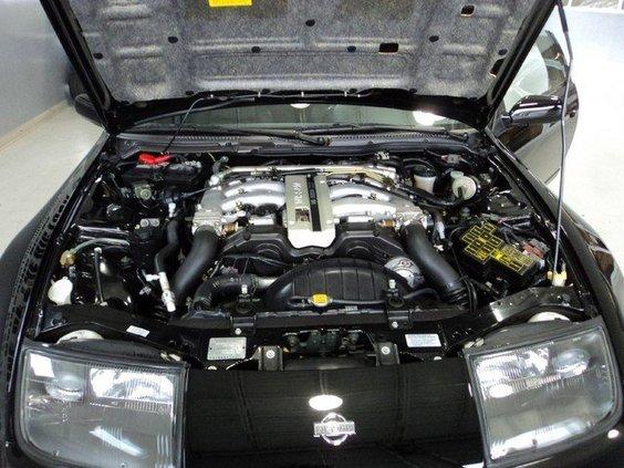 Nissan 300ZX Z32 TT con 233 kilómetros en el odómetro 2