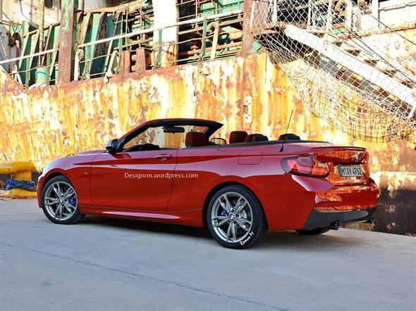 Primer adelanto: BMW M235i Cabrio 2