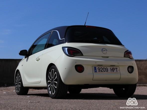 Prueba: Opel Adam 1.4 100 caballos (equipamiento, comportamiento, conclusión) 6