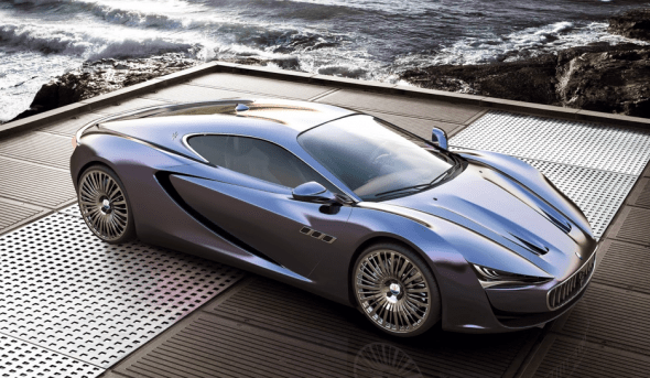 Soñando con el Maserati Bora 1