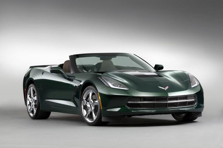 Chevrolet presenta el Corvette Stingray Premiere Edition