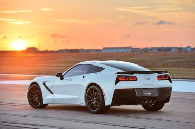 Oficial: Hennessey Performance Corvette C7 Stingray