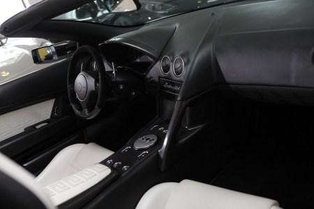 A la venta un Lamborghini Murcielago LP640 Roadster Versace en Alemania