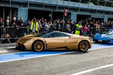 Pagani Huayra Gold Edition