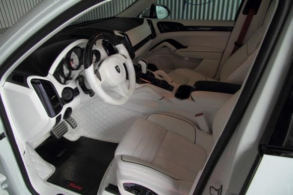 Porsche Cayenne por Anderson Germany