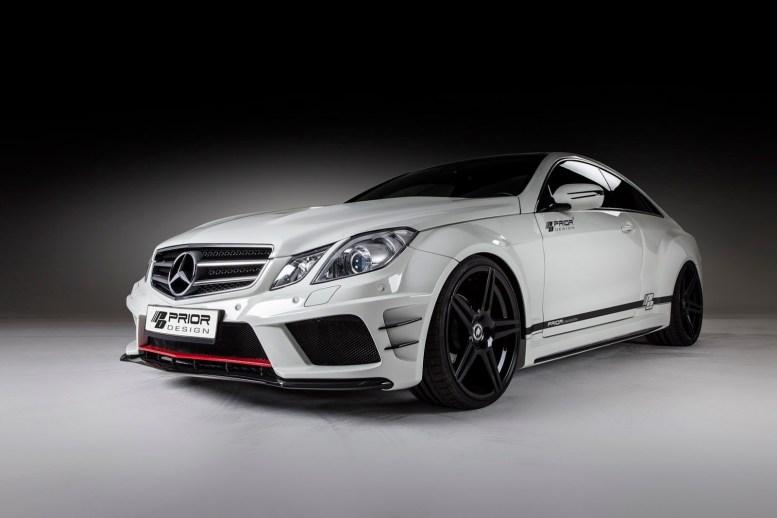 Mercedes Clase E Coupe por Prior Design