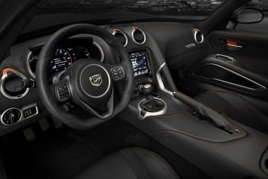 SRT Viper Flat Gray Special Edition, limitado a tan sólo 50 unidades
