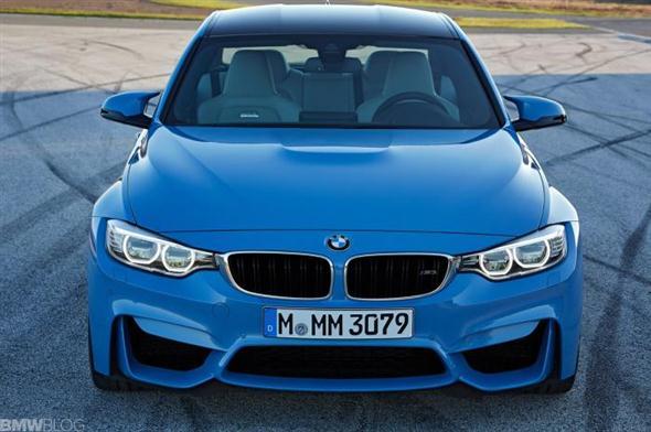 ¡Filtrados! Primeras imágenes del BMW M3 y BMW M4 6