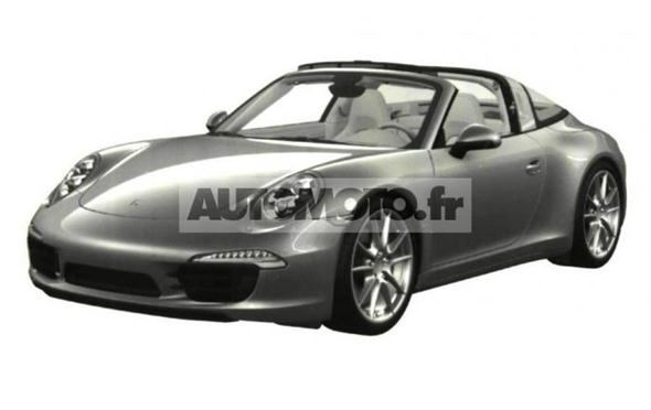 Filtrado: 2014 Porsche 911 Targa 1