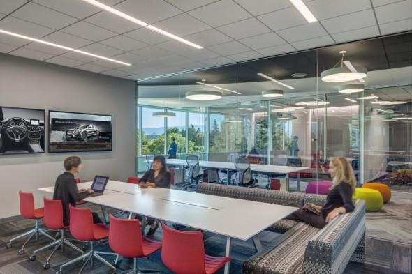 Mercedes abre en Silicon Valley un nuevo centro de I+D