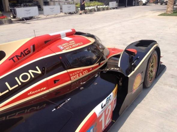 Rebellion Racing pone a la venta su último LMP1 2