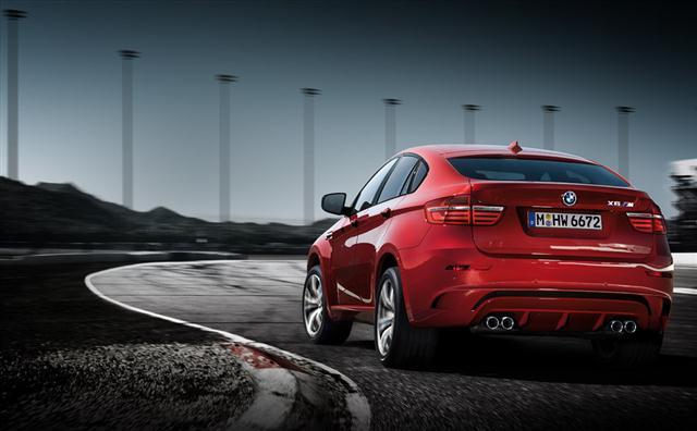 El nuevo BMW X6 debutará en Moscú 2