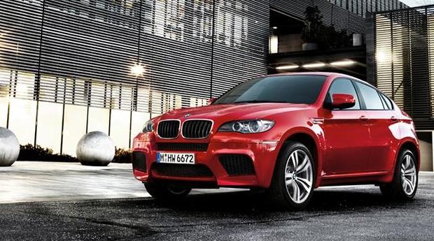 El nuevo BMW X6 debutará en Moscú 3
