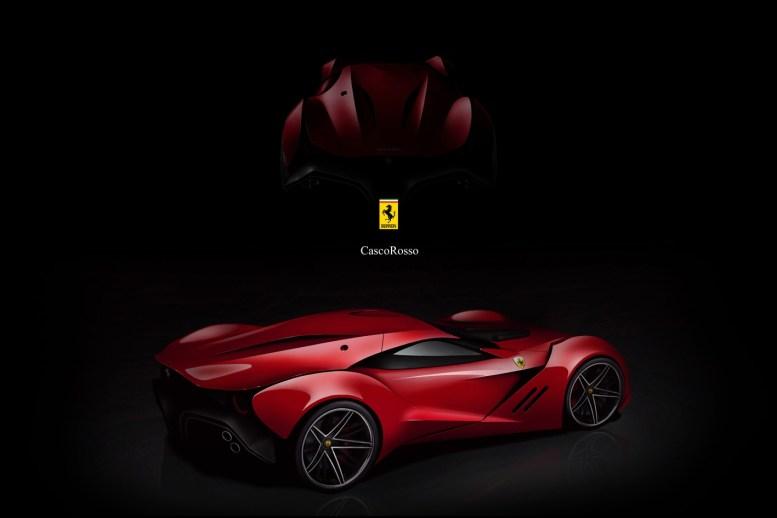 Ferrari CascoRosso, porque un nuevo Ferrari 250 GTO es posible