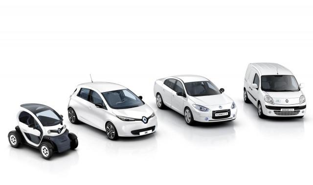 Renault buscará afianzarse en el mercado de los eléctricos en 2014