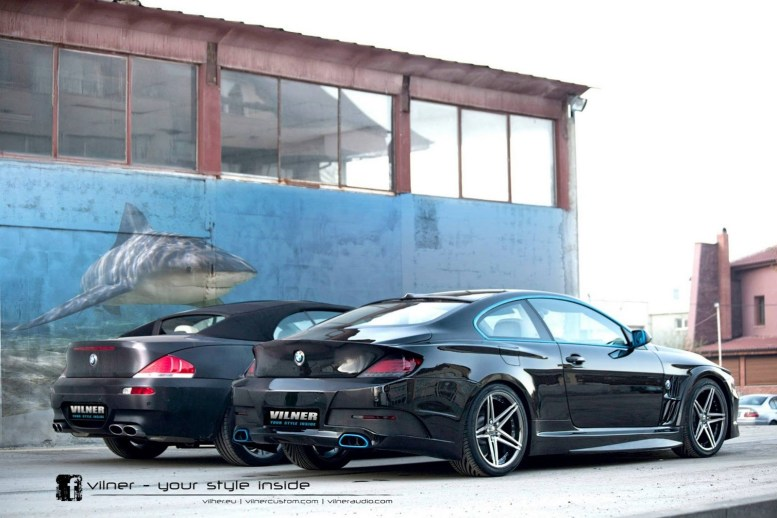 BMW Serie 6 Bullshark, la última creación de Vilner