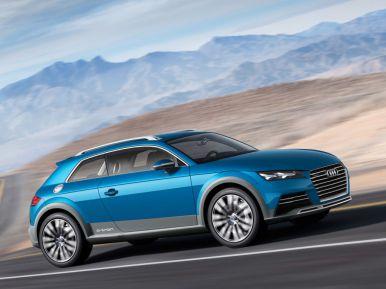 Oficial: Audi Allroad Shooting Brake