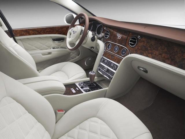 Bentley Mulsanne Birkin, una nueva edición limitada llega al mercado 2