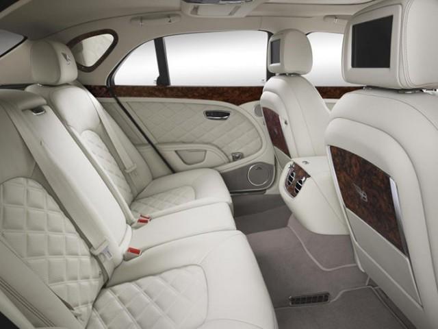 Bentley Mulsanne Birkin, una nueva edición limitada llega al mercado 3