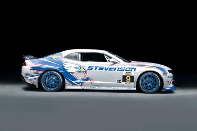 Chevrolet nos presenta el Camaro Z/28.R, una bestia que dará mucho de qué hablar 3