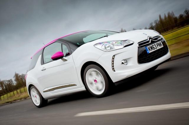 """Citroën DS3 """"Pink"""", sólo para Reino Unido 2"""