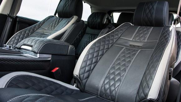 Range Rover Sport RS300 por A.Kahn Design