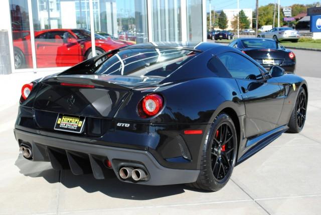 Ferrari 599 GTO a la venta 3