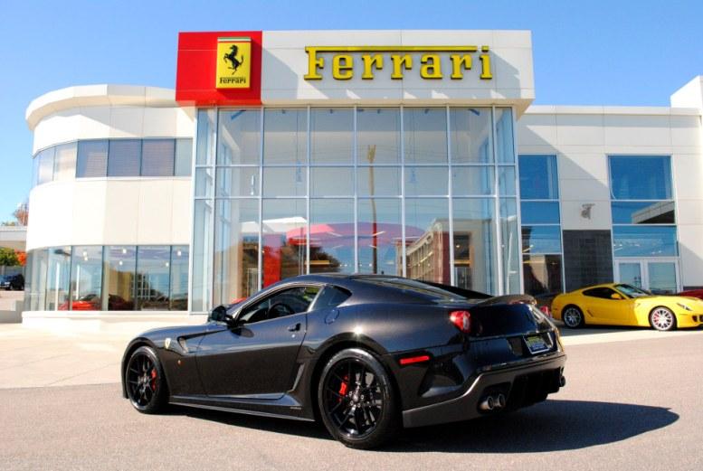 Ferrari 599 GTO a la venta