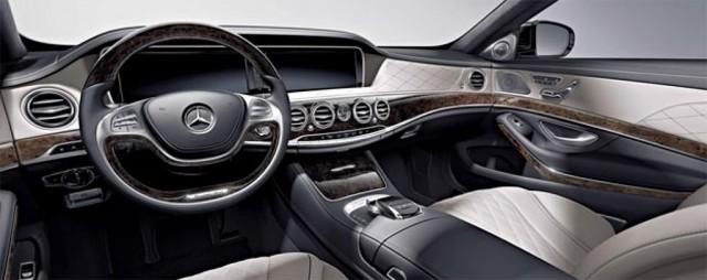 Filtrado el nuevo Mercedes-Benz S600, lujo, deportividad y confort 3