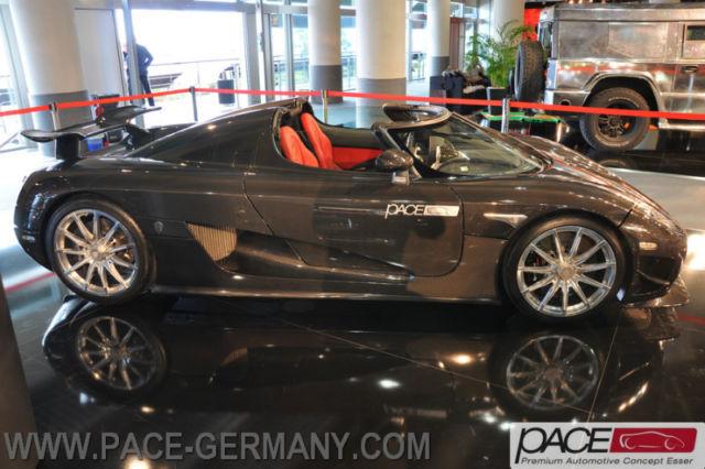 Koenisegg CCX a la venta en Alemania 2