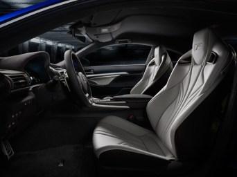 """Oficial: Lexus RC F, un """"alemán"""" llegado desde Japón"""