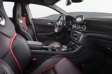 Desvelado el Mercedes-Benz GLA 45 AMG de producción