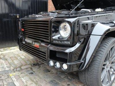 Brabus G800 Widestar, a la venta