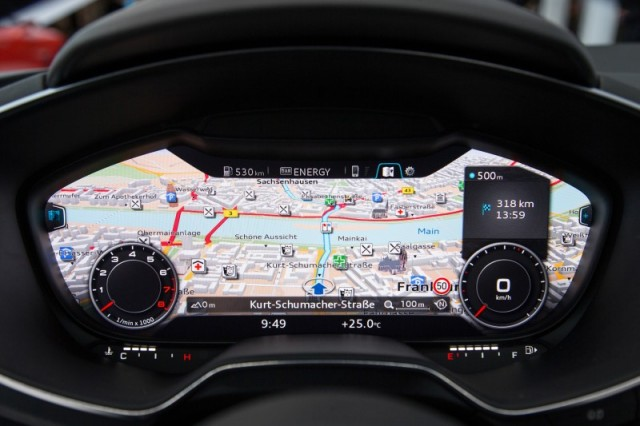 Nuevo Audi TT: Aquí tienes su salpicadero 2