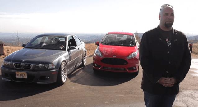 ¿Puede un Ford Fiesta ST 2014 ser mejor que un BMW M3 E46? 1