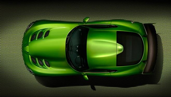 Nuevas opciones de equipamiento para el SRT Viper
