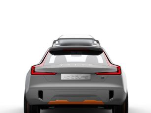 Volvo XC Coupé Concept: el anticipo del próximo XC90