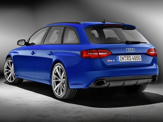 Audi RS4 Avant Nogaro Selection: Homenajeando al RS2 2