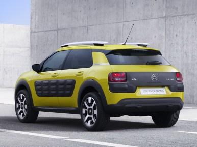 Citroën C4 Cactus, filtrado antes de tiempo