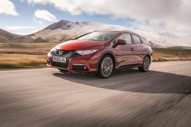 Honda Civic Tourer: Desde 22.600 euros 2