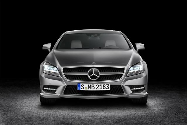 El renovado Mercedes CLS debutará este verano