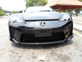 A la venta un Lexus LFA