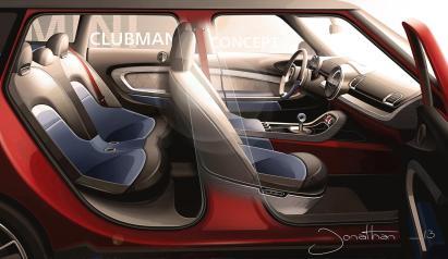 MINI Clubman Concept: Redescubriendo lo que será el nuevo Clubman