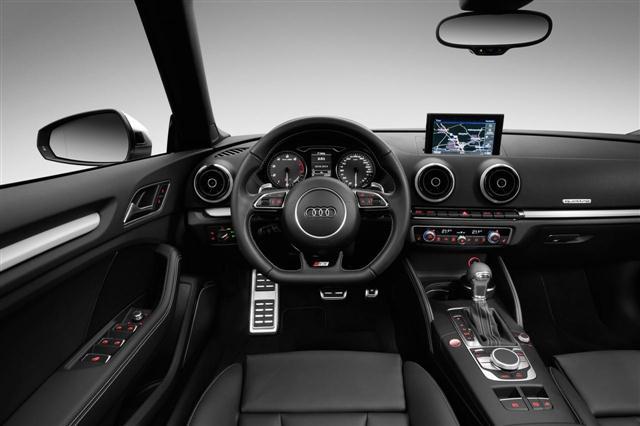 Oficial: Audi S3 Cabrio 1